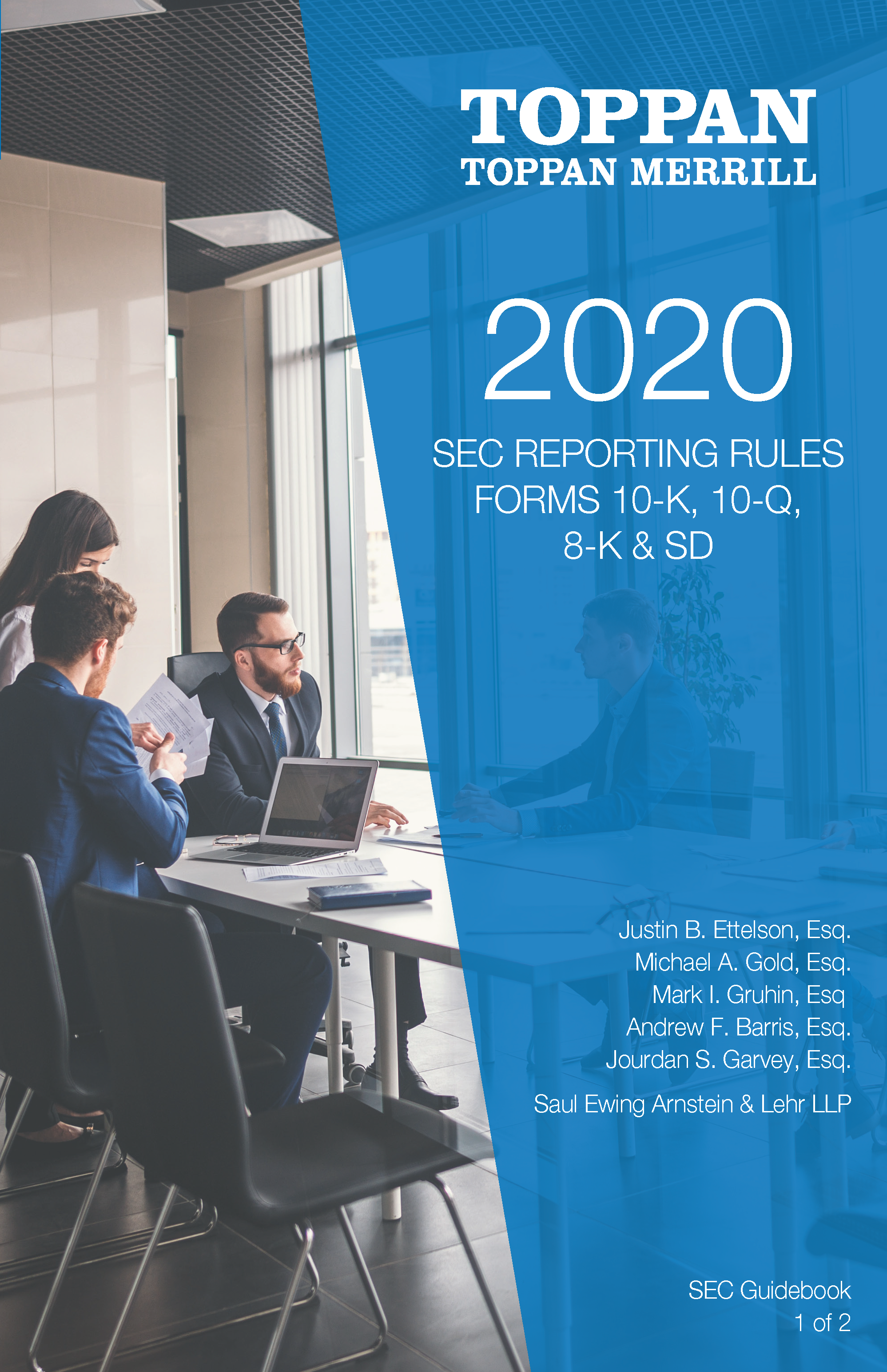 2020 SEC Reporting Rules Forms 10-K, 10-Q, 8-K, SD_Page_001